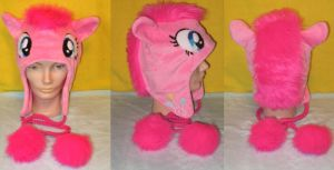 Pinkie Pie Hat by ShearNonsense