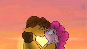 Goodbye kiss by Riquis101