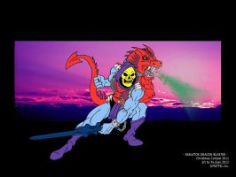 Christmas Contest 2011 - DB Skeletor by FaGian