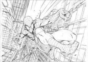 MASH4 - SPIDERMAN-WIDE by alvinlee