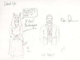 QEDcon sketches 1 by AdamCuerden