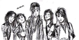 Black Veil Brides by e-l-see