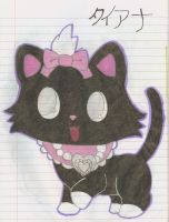 Jewelpet Diana by Alice-of-Africa
