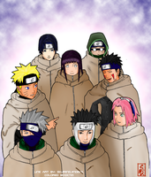 The Konoha 8 by dct21