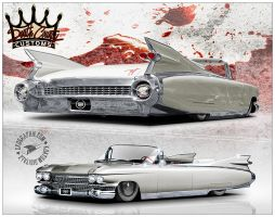 1959 Cadillac Eldo UPDATED by ZeROgraphic