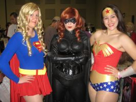 LVCE: Super Women by SkyelineProductions