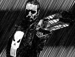 Wallpaper: The Punisher by JimG182