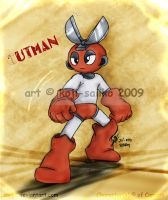 MM: Cutman by saiiko