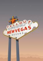 Fallout New Vegas2 by LeeShackleton