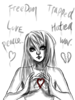 Love...And...Hatred.. by xxBeckyAngelxx