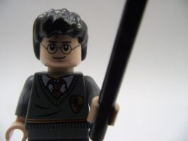 LEGO Harry by Jennatrixx