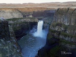 Palouse Falls  by TRunna