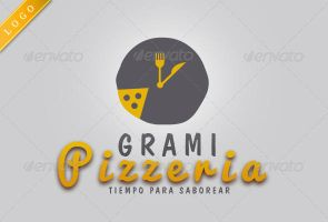 Pizzeria or Restaurant Logo by kh2838