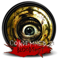 Condemned 2: Bloodshot Icon by Ace0fH3arts