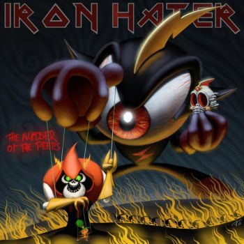 115. Iron Hater - The Number Of The Peeps by nik159