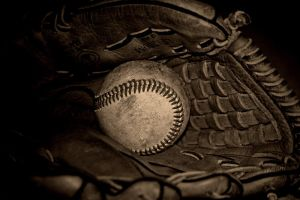Baseball glove by mtw-dos