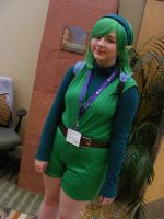 Saria by Curiiosiity