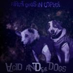 First dogs in space CD cover by Aethe1bert