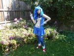 Sonic Cosplay by Lazarian96