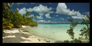 Ee Island - Aitutaki Atoll - Cook Islands 2011 by etdjt