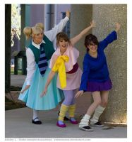 We're the Chipettes by Pancake-mix