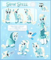 Snow Spell Ultimate Reference Guide by Centchi