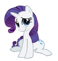 Rarity by Fluttertroll