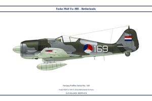 Fantasy 169 Fw-190 Netherlands by WS-Clave