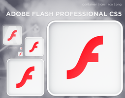 Adobe Flash Professional CS5 by moontrain