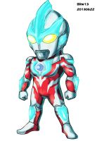 ultraman by srw13