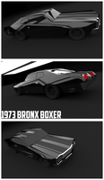 '73 Bronx Boxer by Pixel-pencil