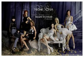 Fall Winter RTW 2011 by Nigelchia