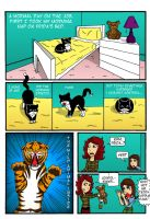 The End of Mr. Cuddle Face - Part 1 by MISComic