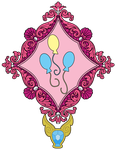 Pinkie Pie's Coat of Arms by Lord-Giampietro