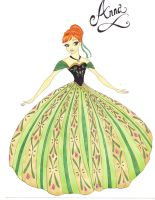 Princess anna by Lewis-James
