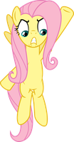 Fluttershy- Tonight, You Die by blueblitzie