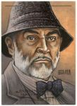 HENRY JONES SR. Sketch Card by Erik-Maell