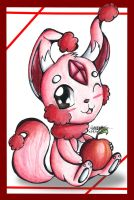 Red Carbuncle by Alyxander12