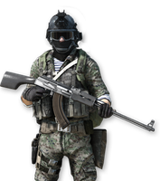 BF3 Altered Russian Support by leoshades