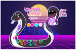 Vaporwave | ota? by liontoys