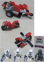 KRE-O 36954 Quest for Energon - Cycle Chase by aim11