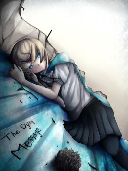 THE DYING MESSAGE by PoisonicPen