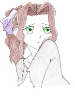 Frightened Eponine by EponineMarius