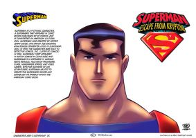 Superman by Marcelo Torm by celaoxxx