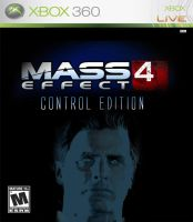 Mass Effect 4 Control Edition by RedVirtuoso