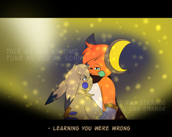 ::CE:: Tales as old as time by ZAFTs-Prince