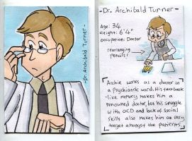 Archie Trading Card 01 by Naoru