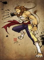 Vega Lion Alt? by TixieLix