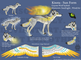 Kisota Sun Form by Silver-Sully