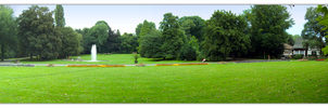 City Park Panorama by TRiGGER80